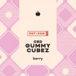 cbd gummy berry