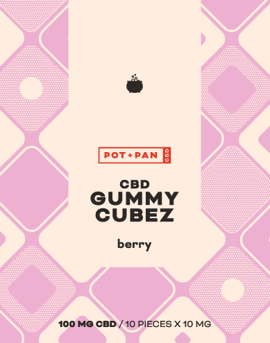 cbd gummy berry