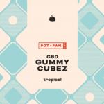 cbd gummy tropical