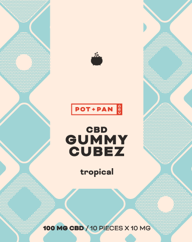 cbd gummy tropical